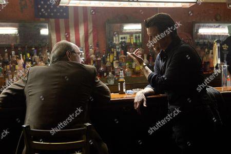Richard Jenkins, Brad Pitt