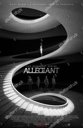 Editorial photo of The Divergent Series - Allegiant - 2016