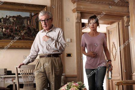 Woody Allen, Judy Davis