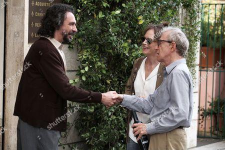 Fabio Armiliato, Judy Davis, Woody Allen