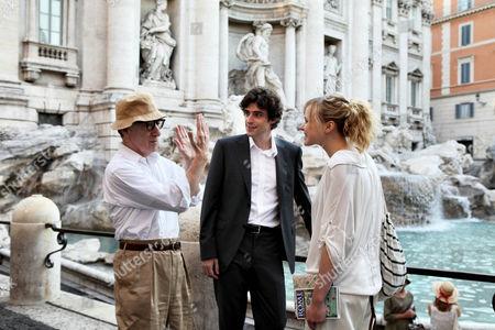 Woody Allen, Flavio Parenti, Alison Pill