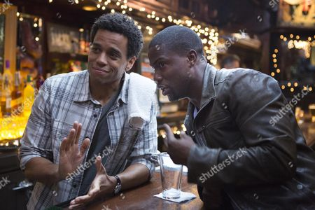 Michael Ealy, Kevin Hart