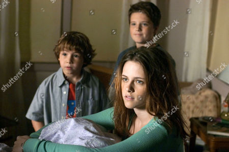 Josh Hutcherson, Jonah Bobo, Kristen Stewart