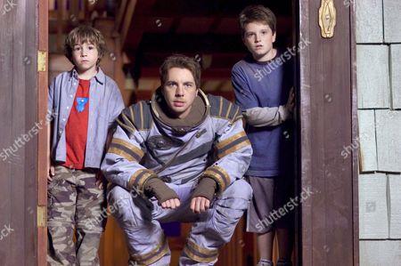 Jonah Bobo, Dax Shepard, Josh Hutcherson