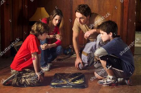 Jonah Bobo, Kristen Stewart, Dax Shepard, Josh Hutcherson