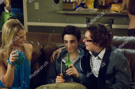 Katrina Bowden, Josh Zuckerman, Clark Duke