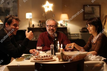 Thierry Neuvic, Olivier Baroux, Marilyne Canto