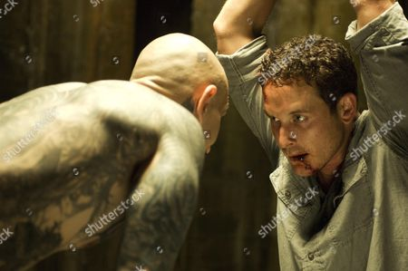 Stock Photo of Robert Lasardo, Cole Hauser