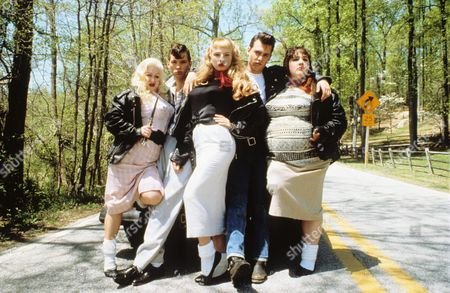Editorial photo of Cry Baby - 1990