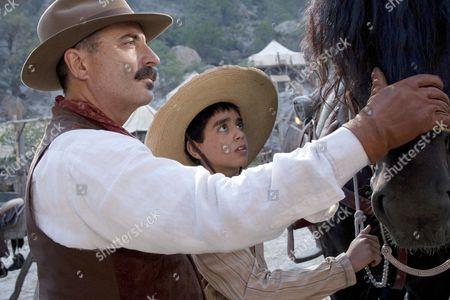Andy Garcia, Mauricio Kuri