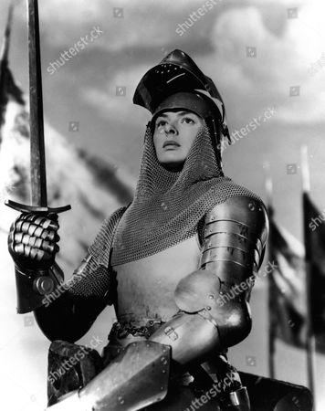 Stock Image of Ingrid Bergman