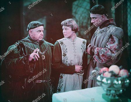 Gene Lockhart, Ingrid Bergman, Jose Ferrer