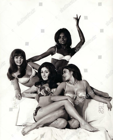 Stock Picture of Dolly Read, Erica Gavin, Marcia McBroom, Cynthia Myers