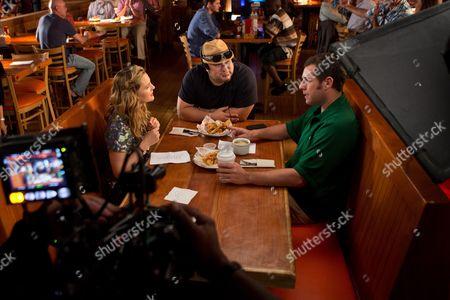 Drew Barrymore, Frank Coraci, Adam Sandler