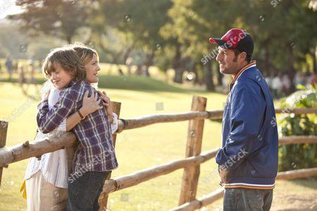Drew Barrymore, Adam Sandler