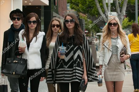 Editorial photo of The Bling Ring - 2013