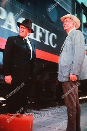 Spencer Tracy, Walter Brennan