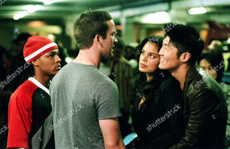 Stock Photo of Lil Bow Wow, Lucas Black, Nathalie Kelley, Brian Tee