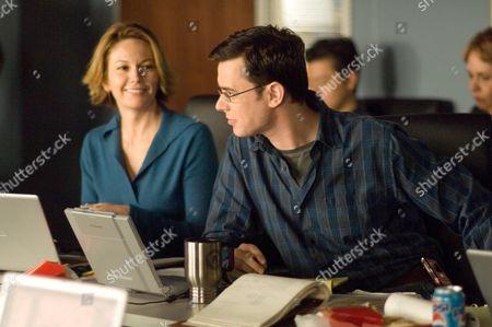Stock Photo of Diane Lane, Colin Hanks