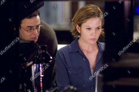 Stock Image of Colin Hanks, Diane Lane