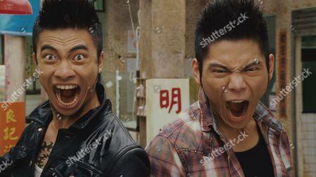 Chi Kwan Fung, Jacky Heung