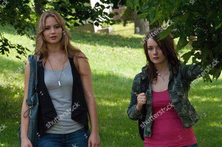 Jennifer Lawrence, Allie Macdonald