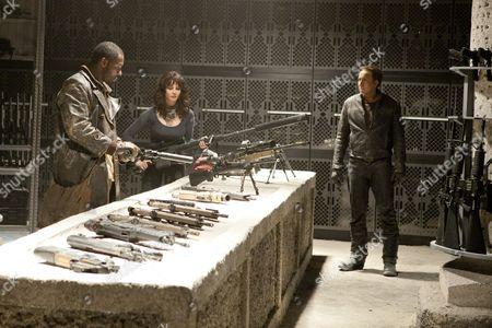 Idris Elba, Violante Placido, Nicolas Cage