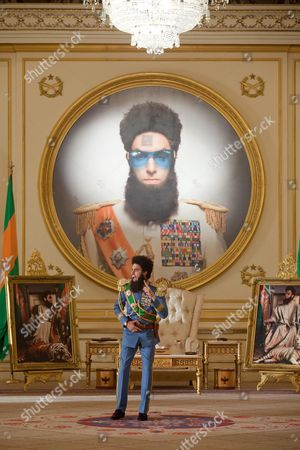 Editorial photo of The Dictator - 2012
