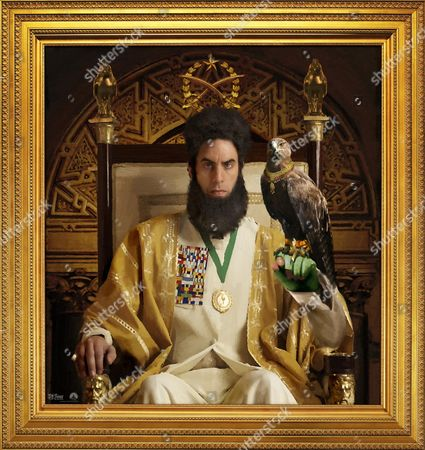 Editorial picture of The Dictator - 2012