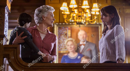 Stock Photo of Diana Hardcastle, Lauren Cohan