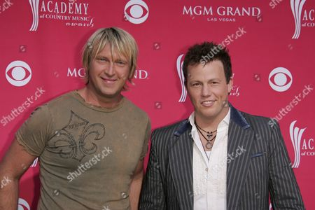 Editorial image of 41ST ANNUAL ACADEMY OF COUNTRY MUSIC AWARDS, LAS VEGAS, NEVADA, AMERICA - 23 MAY 2006