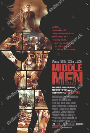 Stock Picture of Middle Men (2009)