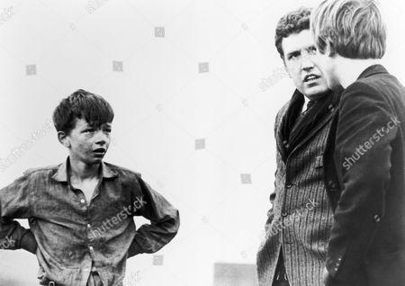 Dai Bradley, Colin Welland, Freddie Fletcher