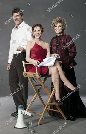 Robert Mailhouse, Melissa Gilbert, Candice Azzara