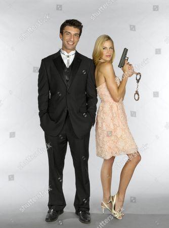 Justin Baldoni, Brooke Burns