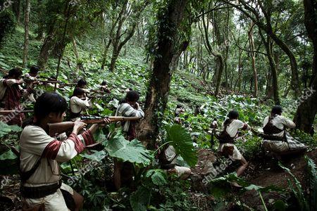 Stock Photo of Warriors Of The Rainbow - Seediq Bale (2011)
