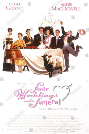 Editorial image of Four Weddings and A Funeral - 1994