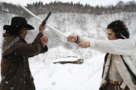 Hideaki Ito, Yusuke Iseya