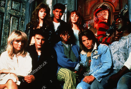 Editorial picture of Nightmare On Elm Street 4 - Dream Master - 1989