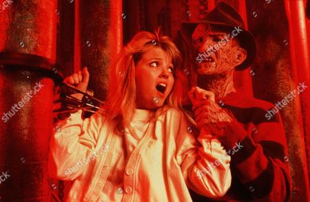 Editorial photo of Nightmare On Elm Street 4 - Dream Master - 1989