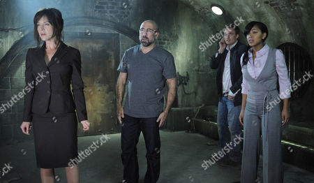 Julie Benz, Carlo Rota, Greg Bryk, Meagan Good