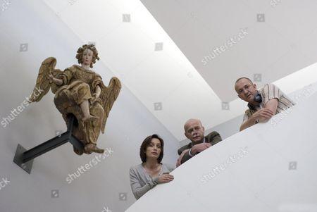 Kristin Scott Thomas, Laurent Grevill, Philippe Claudel