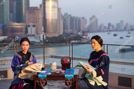 Gianna Jun, Bingbing Li
