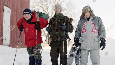 Editorial photo of Lilyhammer - 2012