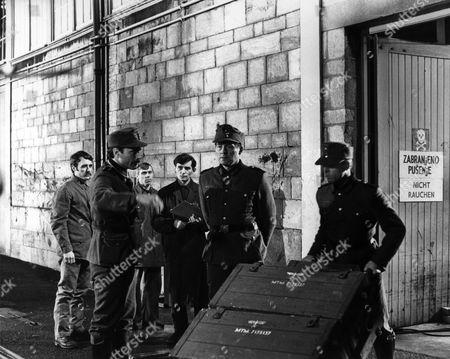 Franco Nero, Robert Shaw, Edward Fox