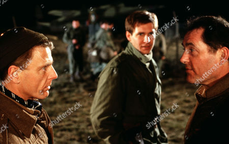 Edward Fox, Harrison Ford, Robert Shaw
