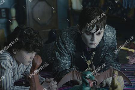 Johnny Depp, Gulliver McGrath