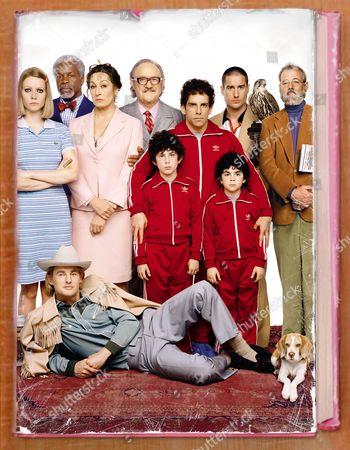 Gwyneth Paltrow, Danny Glover, Anjelica Huston, Gene Hackman, Ben Stiller, Luke Wilson, Bill Murray, Jonah Meyerson, Grant Rosenmeyer, Owen Wilson