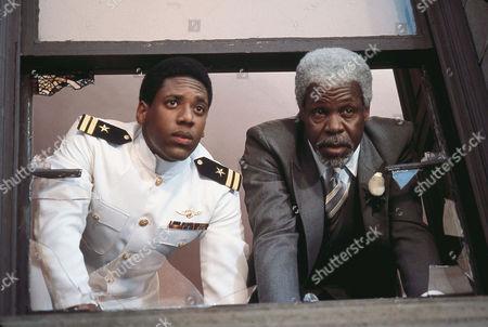 Al Thompson, Danny Glover