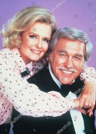 Stock Image of Donna Reed, Howard Keel